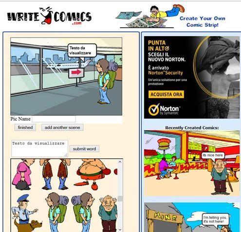 write-comics