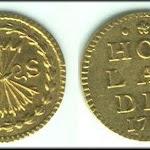 Munten Bataafse Republiek (goud)