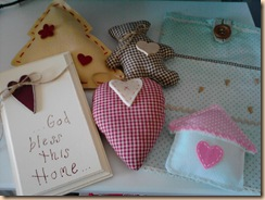 scatola dei ricordi handmade