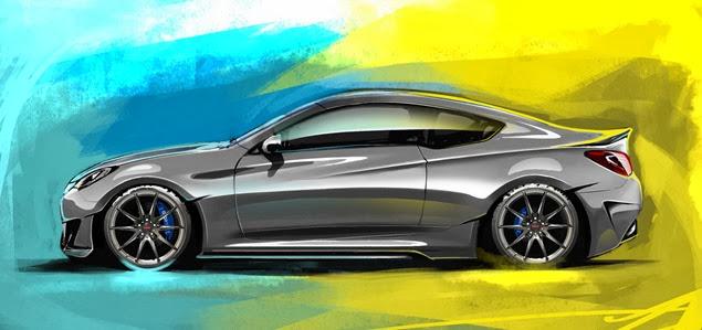 Hyundai-Genesis-Coupe-Legato-ARK-1