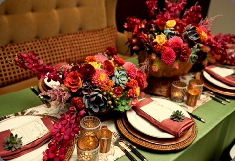 fall-colored-centerpieces-upclose-internet-size1 bride and bloom flowers