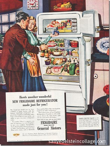 frigidaire ad