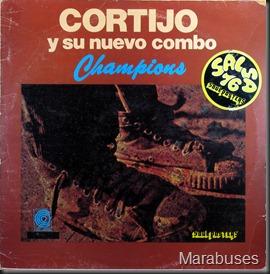 Cortijo, front
