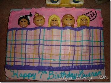 Slumber Party Birthday