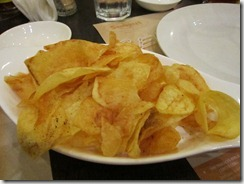 potato chips, 240baon