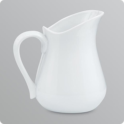 kmart white pitcher