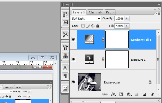 step6 - adjust gradient
