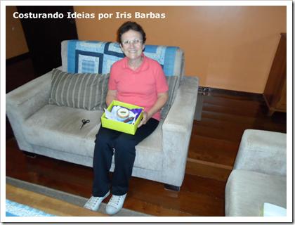 Ganhadora do Sorteio de Aniversário do Blog2