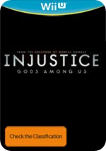 Injustice Gods Among Us Case