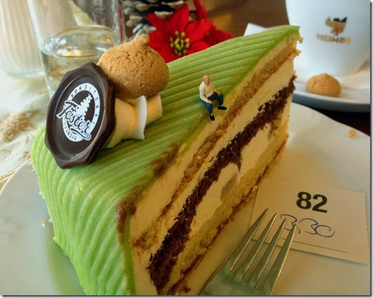 Konditorei Fester Spandau Amaretto Torte 1