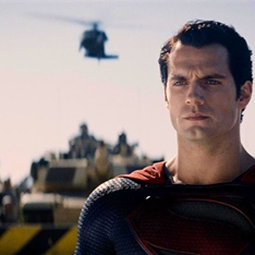 Poster Oficial de Superman –Man of Steel-
