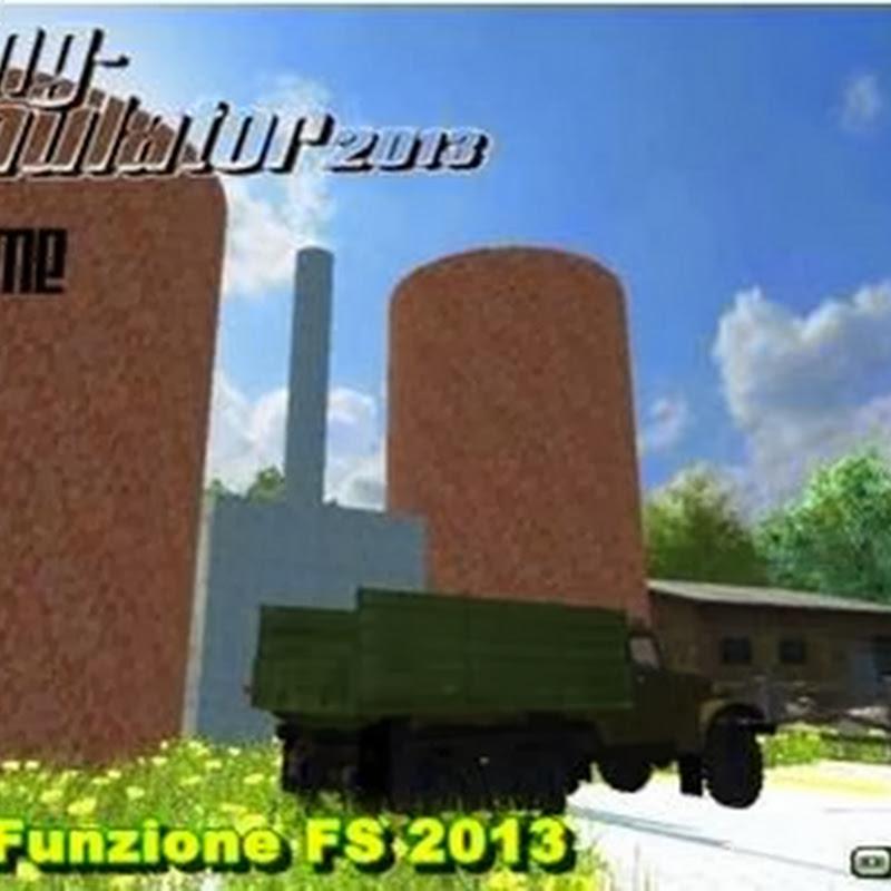 Farming simulator 2013 - Silo erba con funzione v1.0