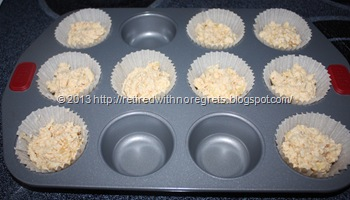 Sugar Crusted Tropical Muffins - b4 oven full count 2