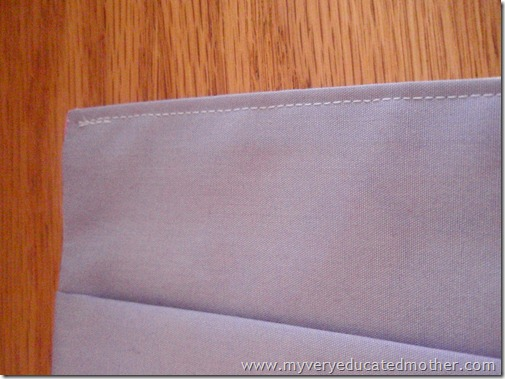 @mvemother Fold Top Snack Bag 8