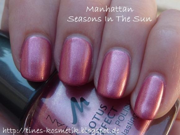Manhattan Seasons In The Sun 3