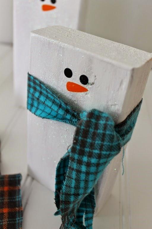 snowman tutorial