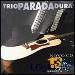 Capa do CD Trio Parada Dura – 13 Novidades