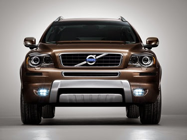 XC90 Front Shot