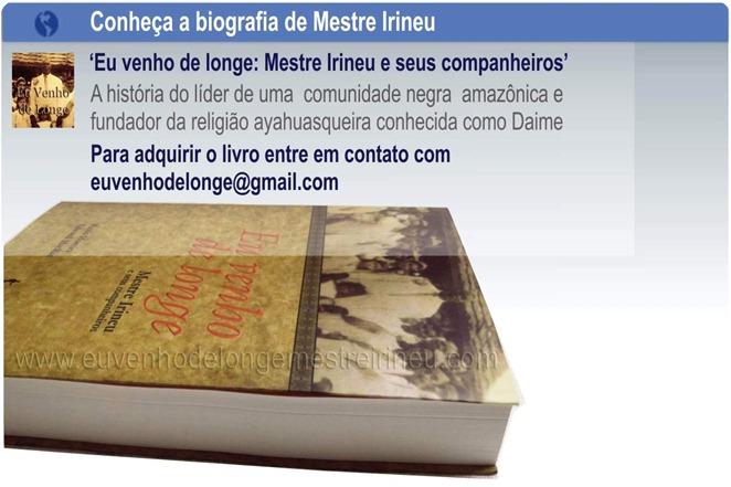 Mestre Irineu Biografia