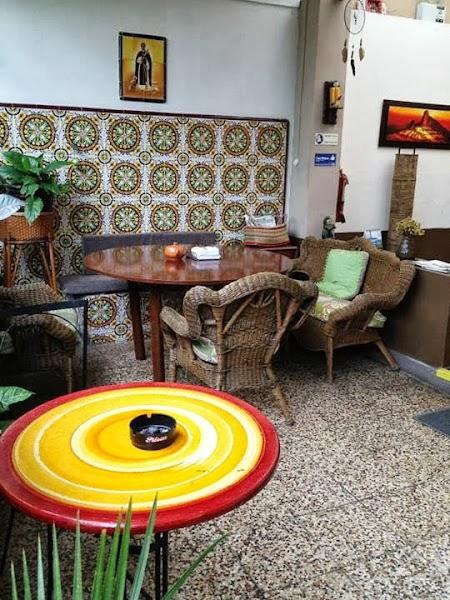 Obiective turistice Peru: Lima -  Hotel Casa Wayra