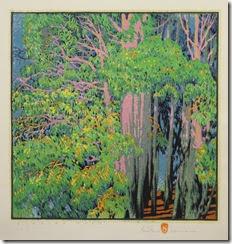 Singing-Woods-by-Gustave-Baumann