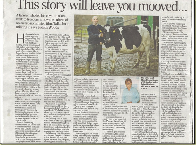 raw milk article