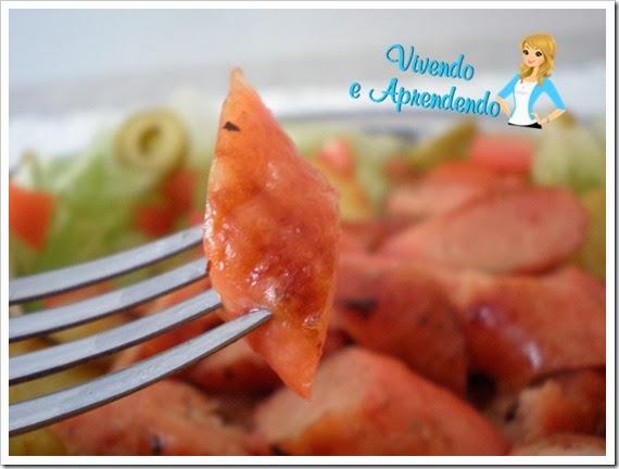 Comidinhas do dia a dia_Linguiça de frango1
