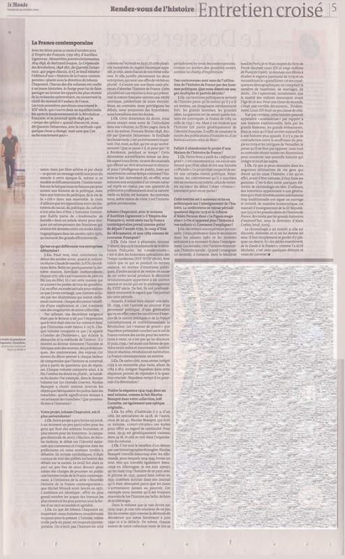 Istòria de fRANÇA edicion novèla 2