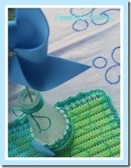 tovagliette e vasetti con tappetino di plastica (14)