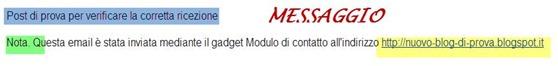 messaggio-modulo-blogger