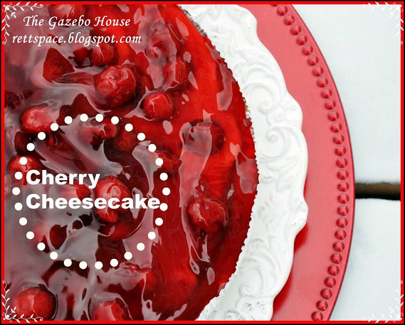 cherry cheesecake 005 label