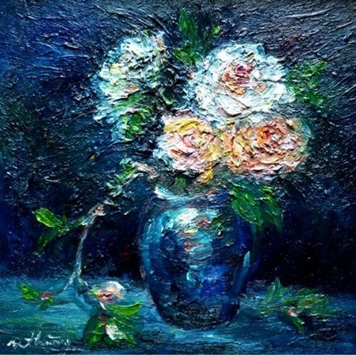 tranh son dau cua hoa si nhuan thuong 4