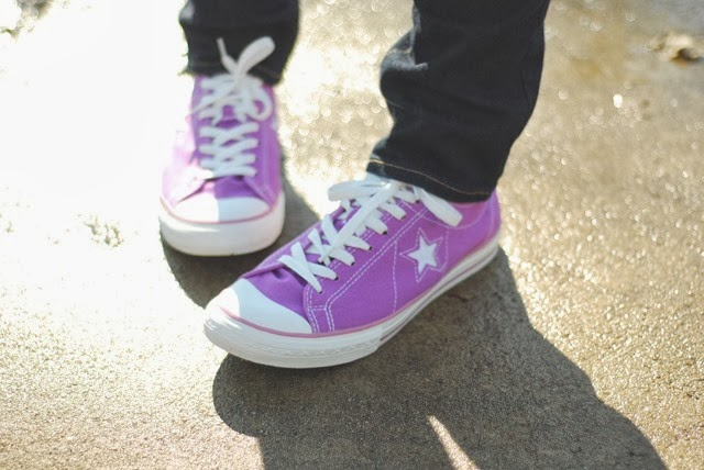 orchid converse