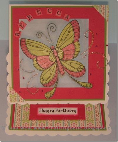 Meljens Butterfly Easel (1)