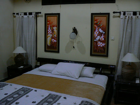 Guesthouse room in Ubud