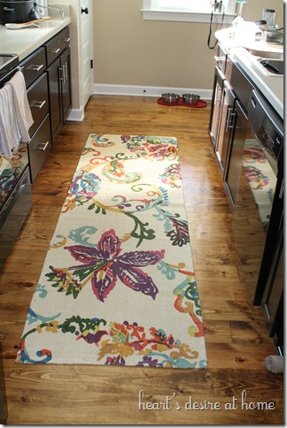 Rug Kitchen