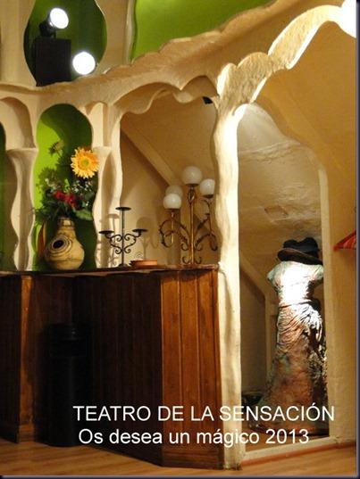 TEATRO DE LA SENSACION-felicitacion 2013