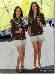 Paddock Girls Gran Premi Aperol de Catalunya  03 June  2012 Circuit de Catalunya  Catalunya (21)