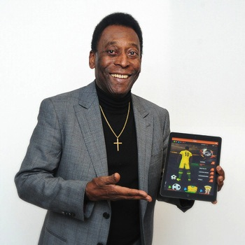 Pele King of Football