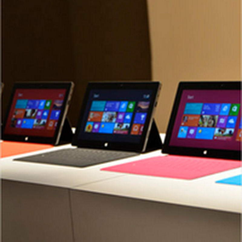 Las diferencias entre Windows 8 RT y Windows 8