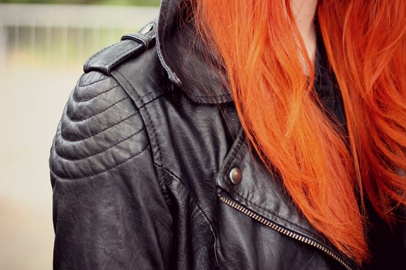 ASOS LEATHER JACKET DETAILS