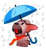 [raining]