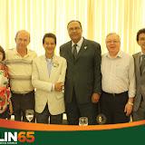 Reunião com Reunião Rotary