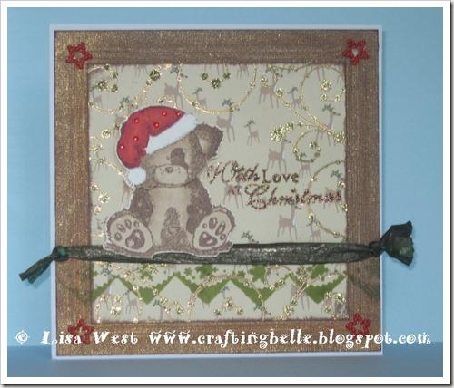 Santa Bear Card (2)