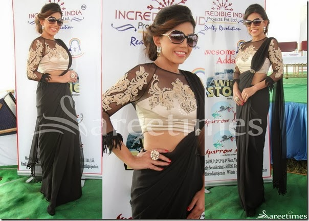 Black_Drape_Saree