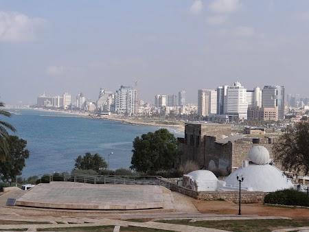 Tel Aviv, capitala Israelului