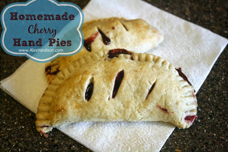 Homemade cherry handpies19