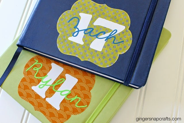 personalized journals
