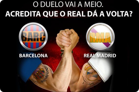 Barça Vs Real