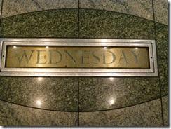 Day 4 plaque Wednesday